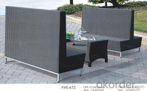Rattan Garden Dining Outdoor Chair Patio Wicker Furniture