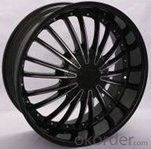 Aluminium Alloy Wheel for Best Pormance No.112