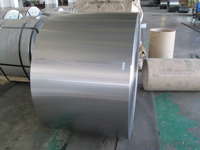 0.25 PET Laminated Tinplate Coils for Cans Use