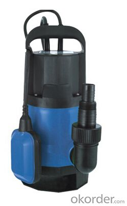 Hot Sale High Lift Electric Sewage Water Pumps