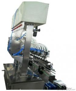 Linear Atmospheric Liquid Filling Machine