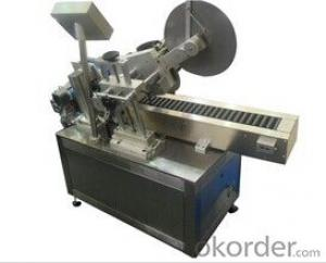 Horizontal &Top Side Self Adhesive Labeling Machine