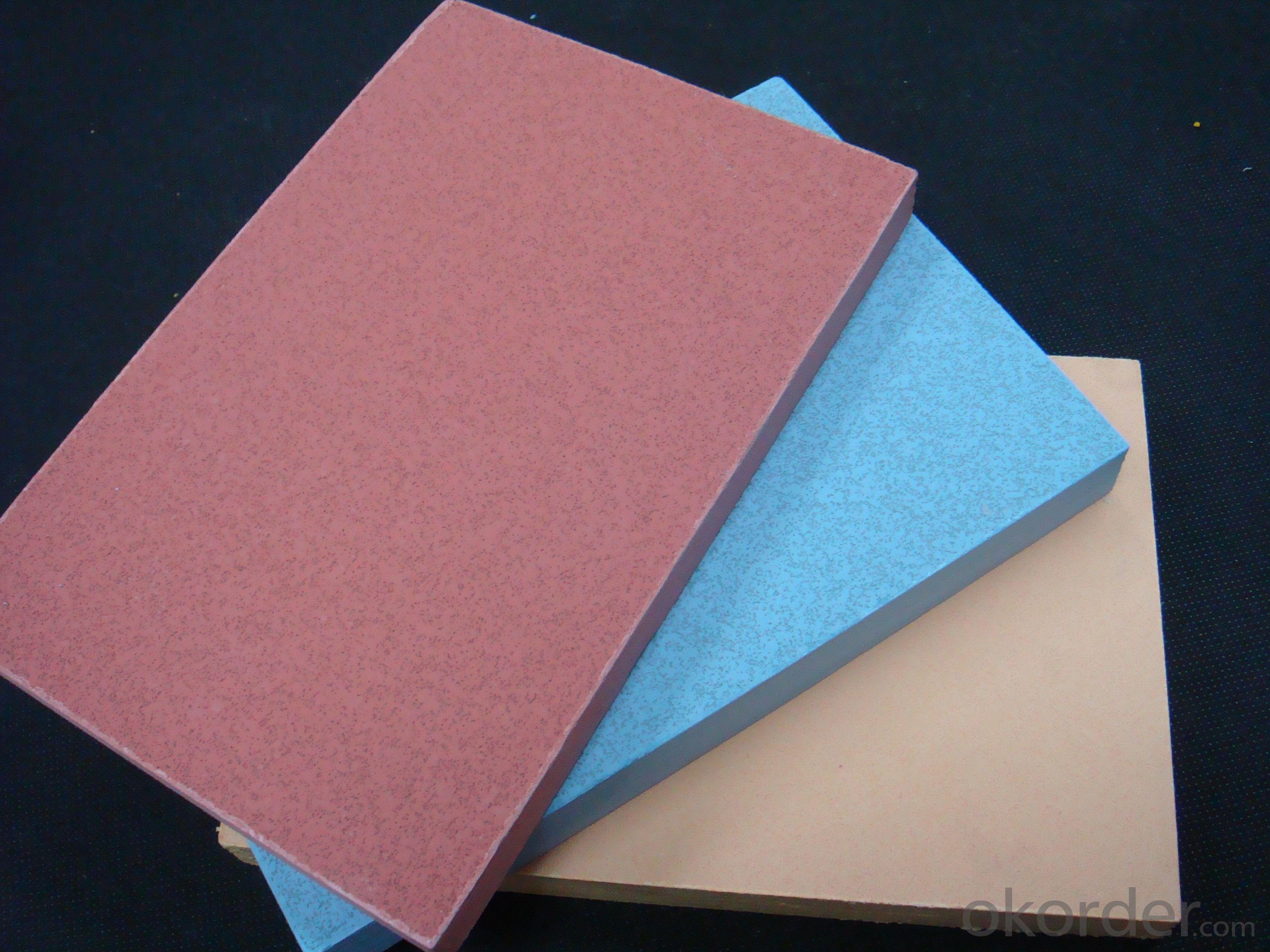 Fiberglass Ceiling Density 100K for Hot Sale