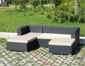 Rattan Garden Furniture Outdoor Sofa Patio Table and Chair