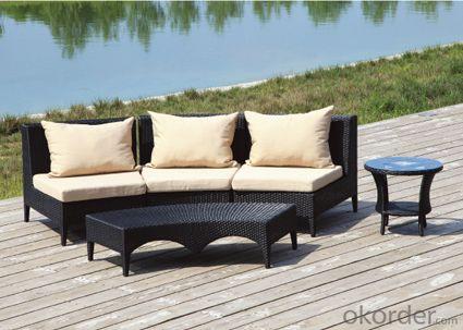 Garden Furniture Outdoor Sofa Patio Chair Rattan