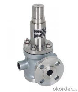 Safety Valves Made In China With Good Quality DN25