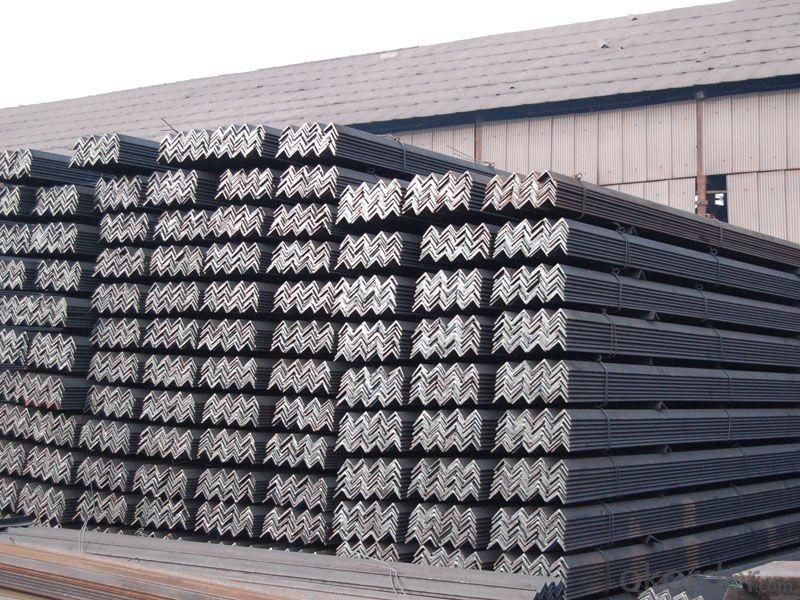 Q345B Material High  Quality  Angle  Bar