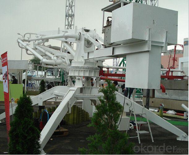 Hydraulic Concrete Placing Boom PB15D3R hot sale