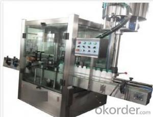 Screw Capping Machine (8 Heads and 6 Heads)