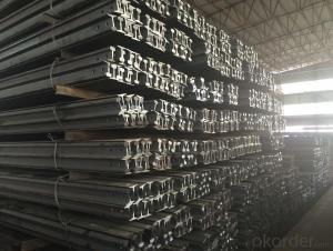 high quality steel light rail