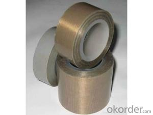 PE adhesive tape with aluminio foil appl