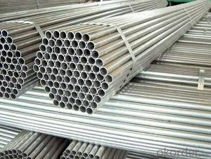 BS, GB Hot-Dipped Galvanized Steel Pipe Good Quality