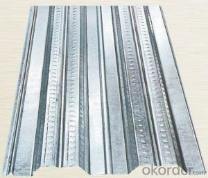 Floor Decking Steel Panel with good quality
