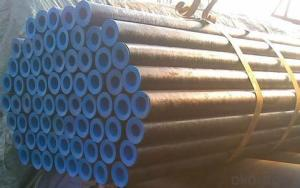 SEAMLESS PIPE DIN1715 ST35.8 A179 10# COLD DRAW