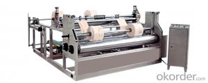 Roll to Roll Paper Slitting Rewinding Machine