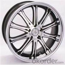 Aluminium Alloy Wheel for Best Pormance No.104