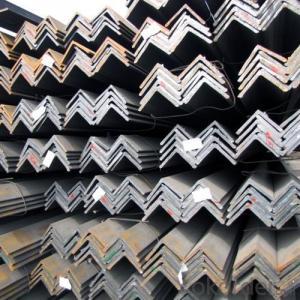 JIS Standarder  High Quality Angle Steel
