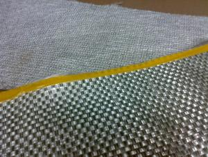 E-Glass Woven Roving Fabric Made of Fiberglass