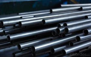 Seamless Pipe With Black Painting   API 5L