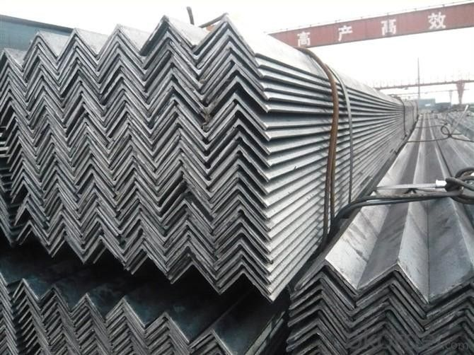 Q235  Material  High Quality Angle Steel