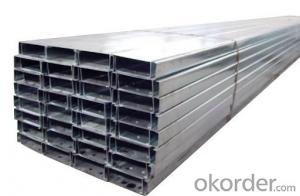 C type channel steel purlin for building