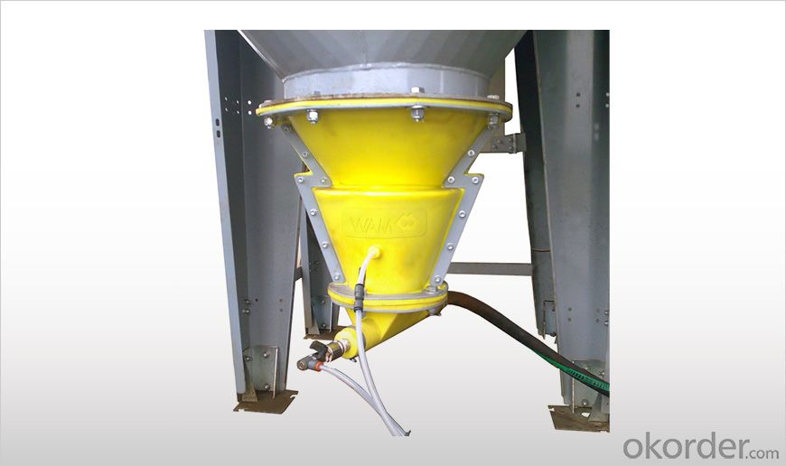 RECOFIL Pneumatic Conveying System for Automatic Recovery of Dust from Fume Filters