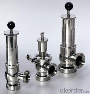 Safety Valves Made In China With Good Quality DN600
