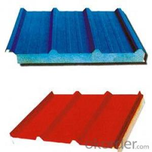 color steel sheet/sandwich board building material