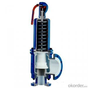 Safety Valve Conventional Pressure Relief Valve Made In China
