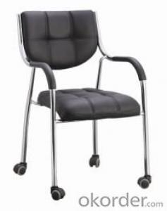 Stacking Chair Training Chair Meeting Chairs Mesh PU Office Chairs CN03L