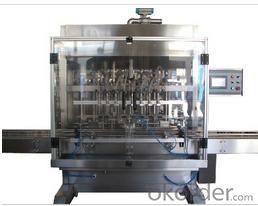 Rotary& Linear Piston Liquid Filling Machine