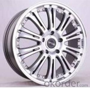 Aluminium Alloy Wheel for Best Pormance No.117