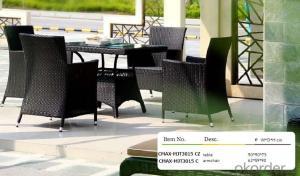 Outdoor Furniture Hand Rattan Garden Set  CMAX-MJT3015