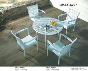 Garden Set for Fashion Design Outdoor Furniture CMAX-A227