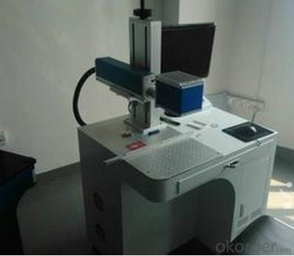 Soft Label Laser Marking Machine CNBM from China