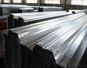 galvanized decking floor sheet good quality