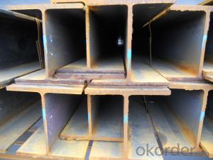Structural Steel H-Beam;
