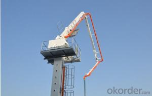 Hydraulic Concrete Placing Boom PB24A hot sale