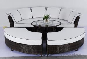 Garden  Table and Chair Outdoor Sofa Patio  Rattan
