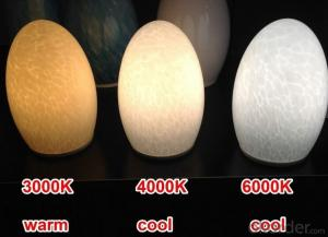 3000MA 1.5W Cordless Smart  Candle LED Light For Holiday Decoration