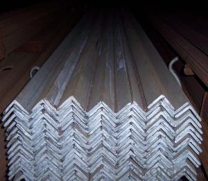 Q345B Material High  Quality  Angle  Bar