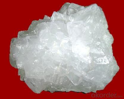 Posash Alum Aluminium potassium sulphate Crystals