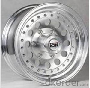 Aluminium Alloy Wheel for Best Pormance No.101