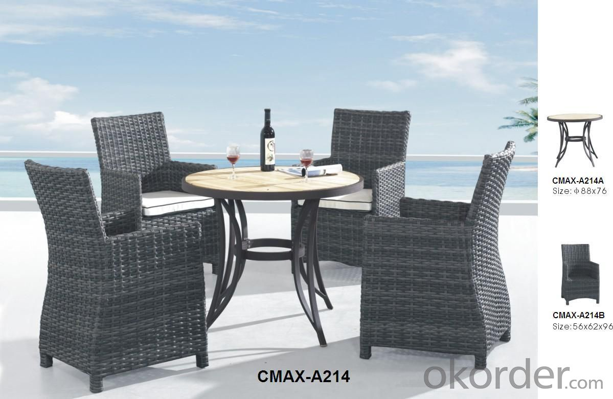 Luxury Garden Set by Hand Rattan CMAX-A214