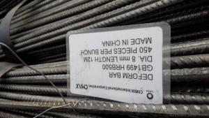 HIGH QUALITY Rebar stainless steel Min.Order Quantity: 100 Metric Ton/Metric Tons
