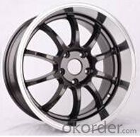 Aluminium Alloy Wheel for Best Pormance No.107