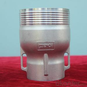 Pump Accessories in investment casting (Shell)