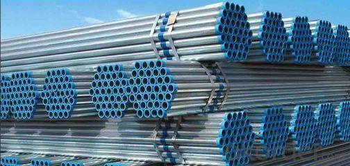 Galvanized Pipe 4-8