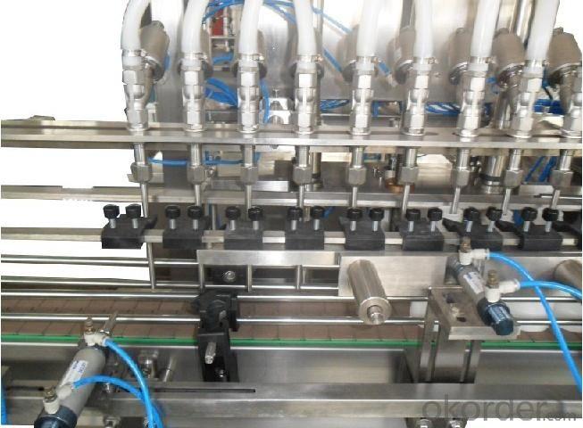 Liquid Filling Machine (Linear Descending /Corrosive)