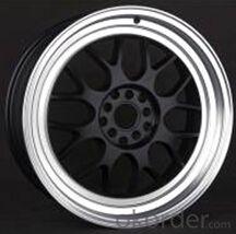 Aluminium Alloy Wheel for Best Pormance No.125